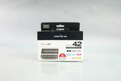 Canon CLI-42 Professional Eight Color Ink Tank Pack for CANON PIXMA PRO-100