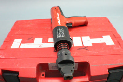 HILTI DX351 Fastening System Powder Actuated Tool Nail with Hard Case