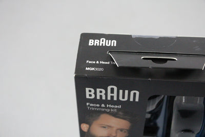 Braun 6 in 1 Perfect Look Face and Head Trimming MGK3020