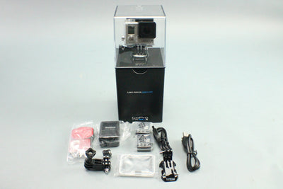 GoPro Hero 3 - Silver 1080p60 10MP - Model CHDHN-302