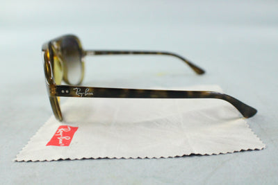 Ray Ban RB4125 CATS5000 710/51 TORTOISE LIGHT BROWN GRADIENT Sunglasses