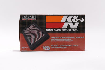 Brand New Sealed, K&N High-Flow Replacement Air Filter / Reusable - 33-5031