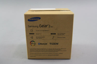 Samsung Gear S2 Smartwatch Dark Gray (Not Correct Box)