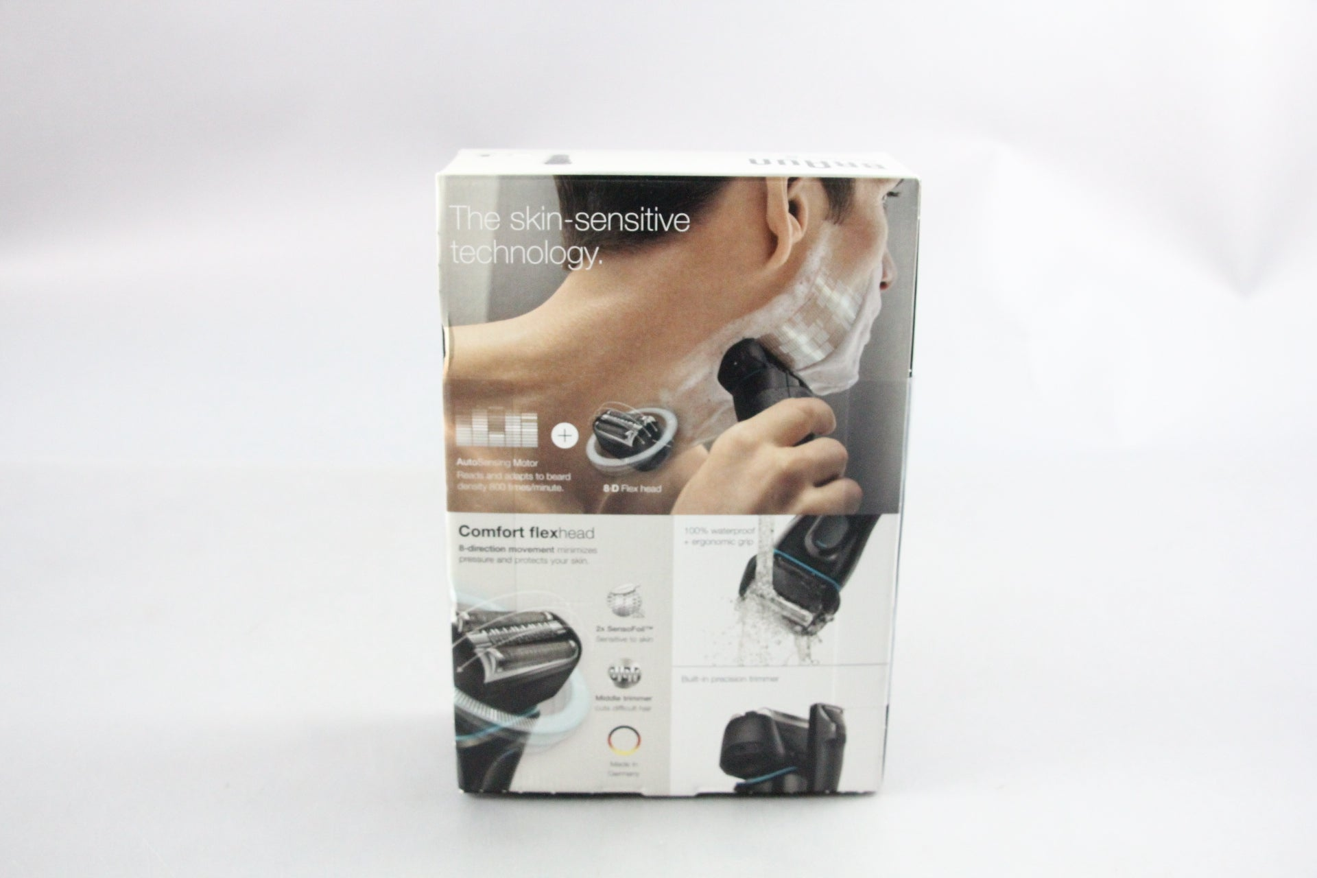 Braun Series 5 Shaver 5140s Wet & Dry Shaver BRAND NEW SEALED