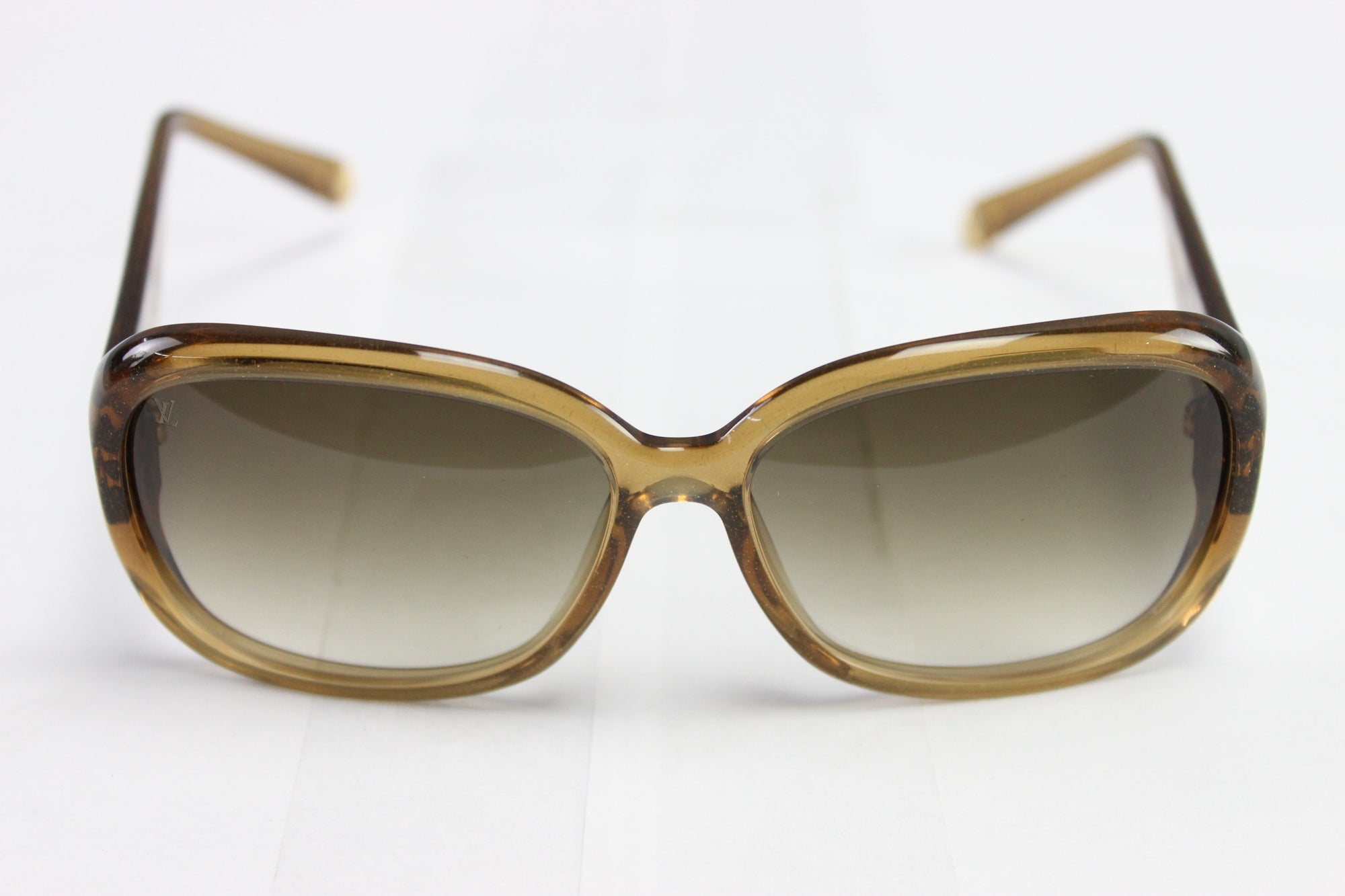 Louis Vuitton Obsession GM Cool Slight Honey Glitter Sunglasses