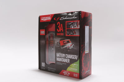 Schumacher  6/12V Fully Automatic Battery Charger and 3A Maintainer - SP1297