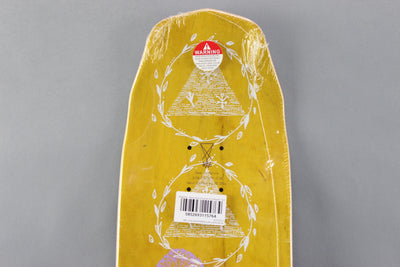 "NORA MAGILDA 8.6 WICKED QUEEN SHAPE SKATEBOARD DECK 8.6x32.5"" -Sealed"