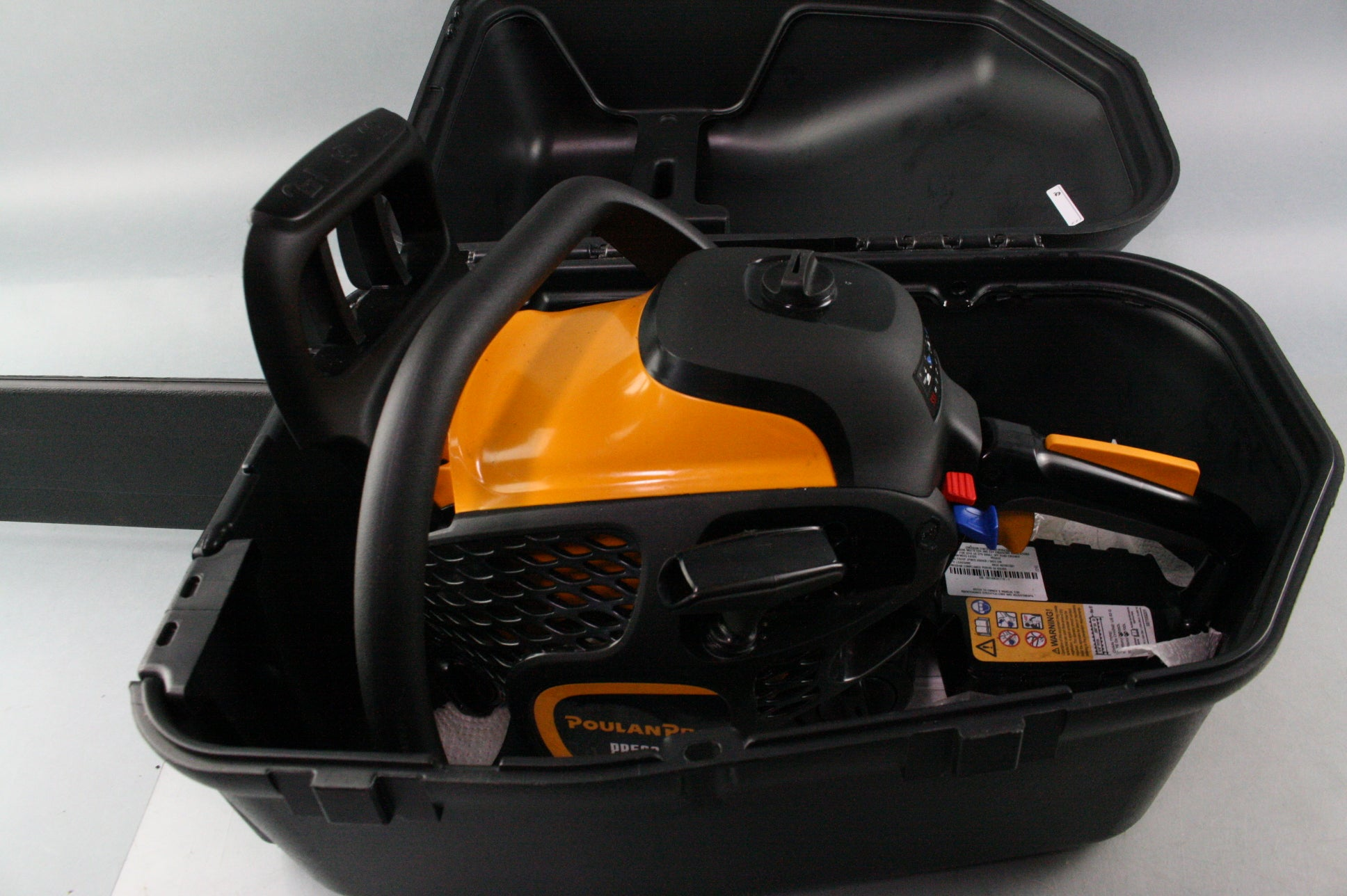 Poulan Pro 20 in. 50cc 2-Cycle Gas Chainsaw, PR5020 UPC: 024761039208