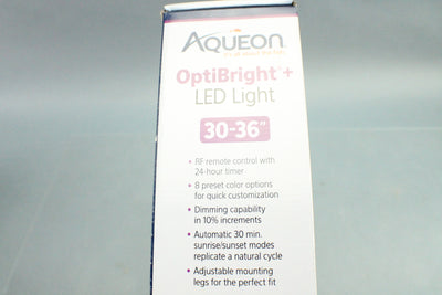 Aqueon Optibright Plus LED Lighting System - 30 to 36 Inches