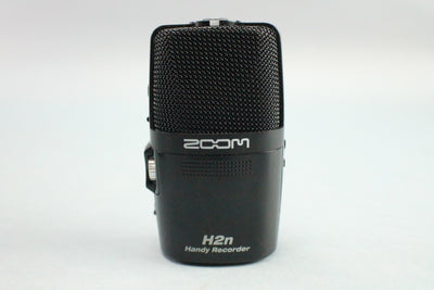 ZOOM H2N Handy Recorder with Lifetime 32GB SD Card