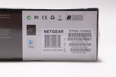 Brand New NETGEAR Nighthawk AC1900 Dual Band WiFi Gigabit Router (R7000)