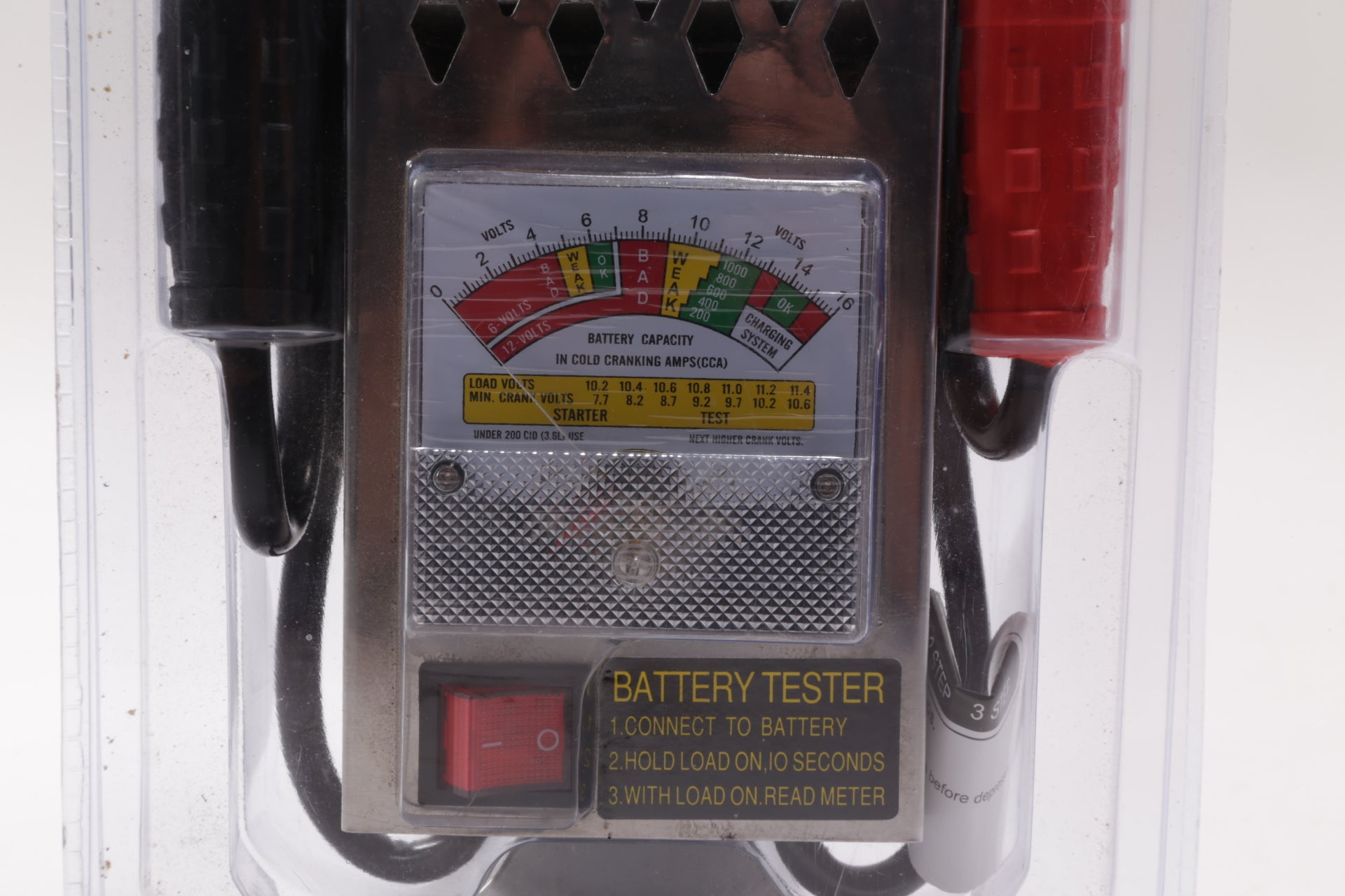 Brand New Cal-Hawk Battery and Charging System tester - czbcst