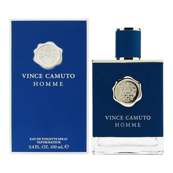 Vince Camuto Homme 3.4 fl oz Eau De Toilette For Men Spray -Sealed