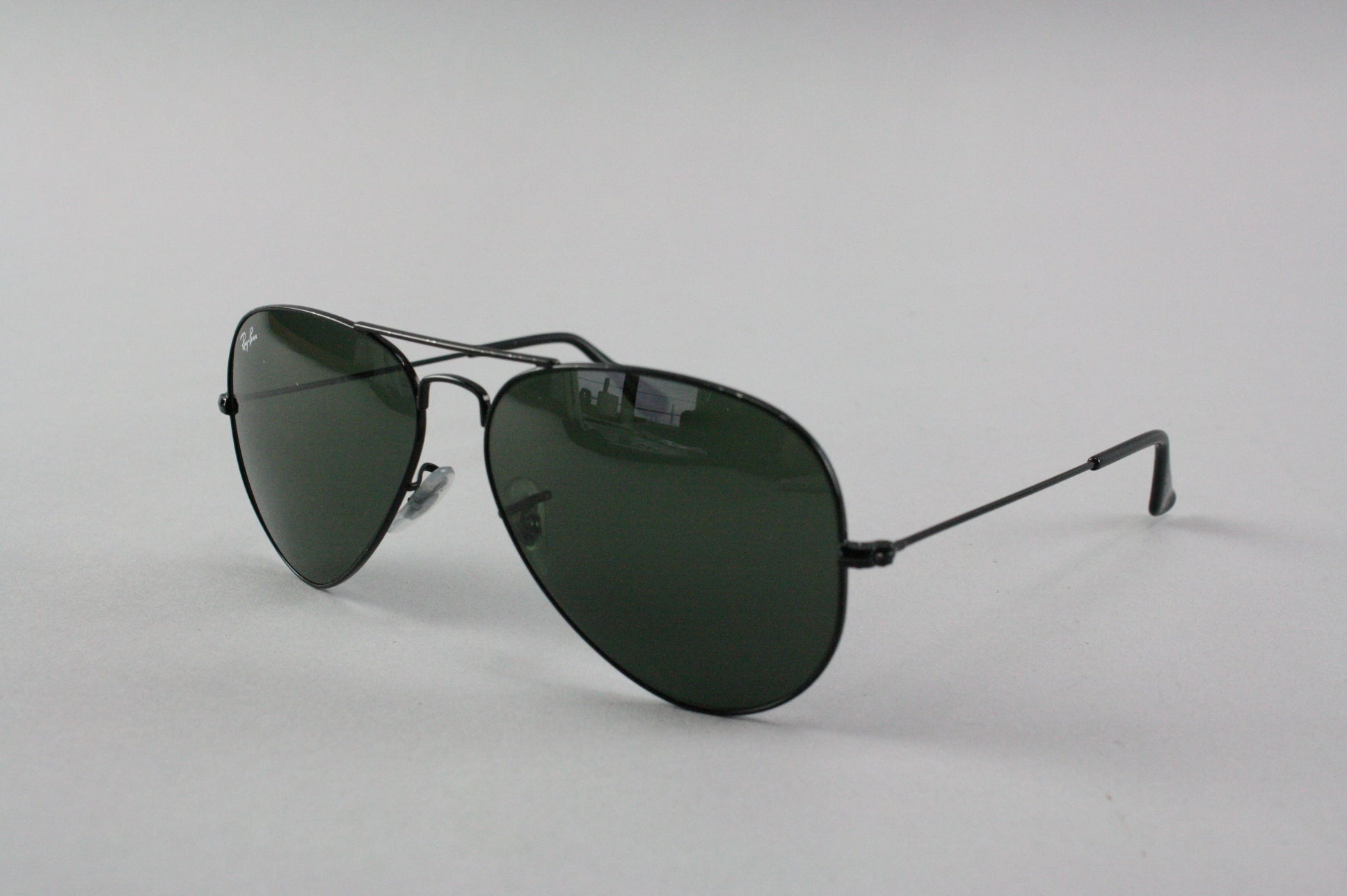 Ray-Ban Aviator Sunglasses RB3025 w/ Black Case
