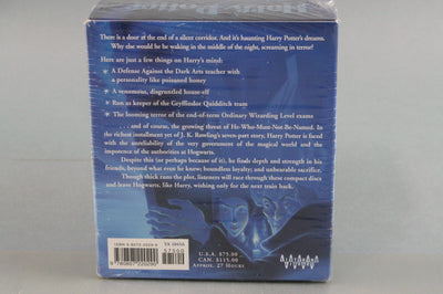 NEW SEALED Harry Potter and the ORDER OF THE PHOENIX AudioBook JIM DALE