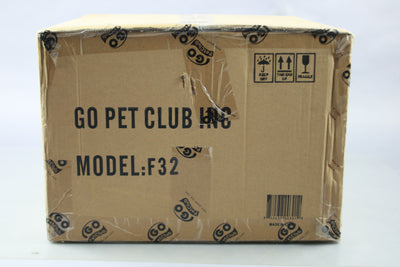 Brand New Go Pet Club 51 inch Cat Tree Condo Furniture Small Cat F32
