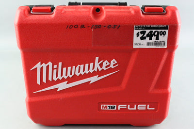 Milwaukee 2760-22CT M18 FUEL SURGE 1/4 in. Hex Hydraulic Driver Kit