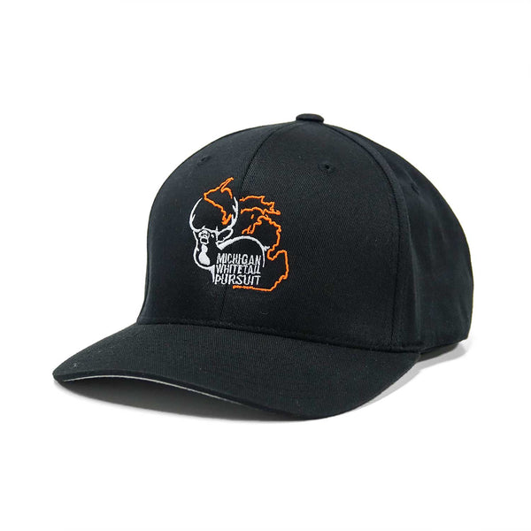 Black MWP Flexfit Cap
