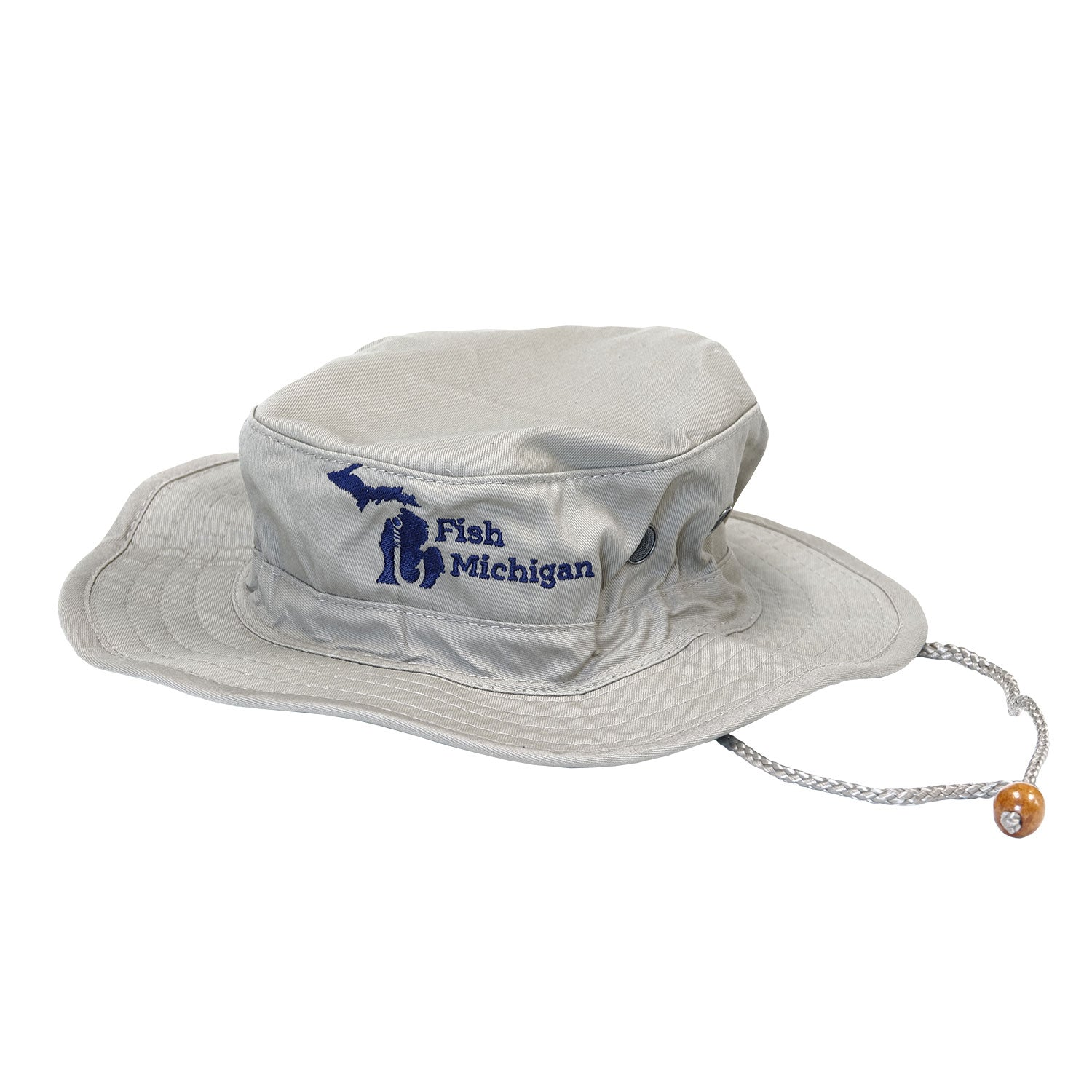Fish Michigan Bucket Hat
