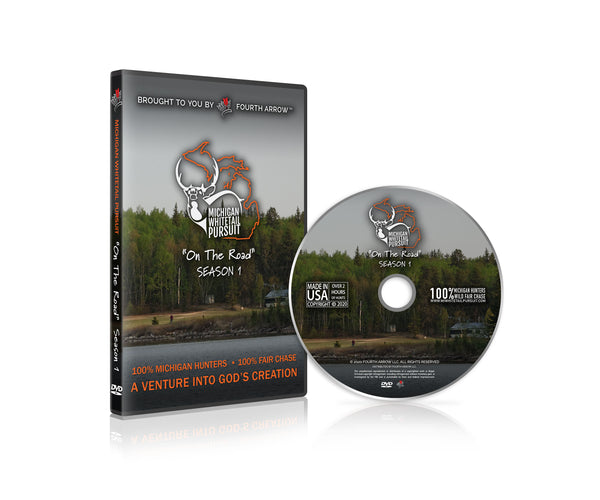 MWP On The Road Season 1 DVD