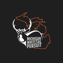 Load image into Gallery viewer, Michigan Whitetail Pursuit Decal