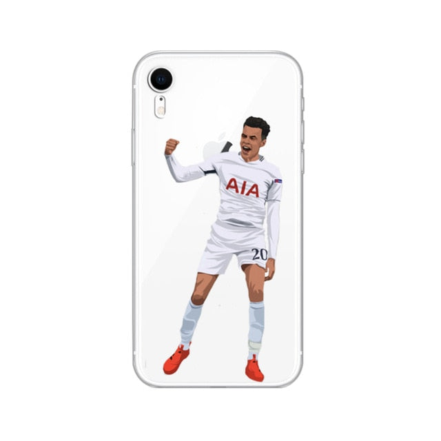 detailed pictures 5f128 69272 Dele Alli iPhone Case