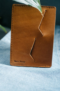 Sungari Passport Cover