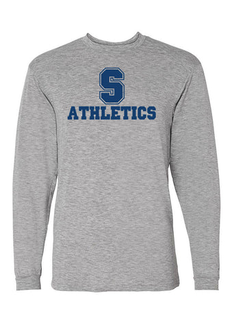 Athletic Dri Fit LS Youth Practice Shirt