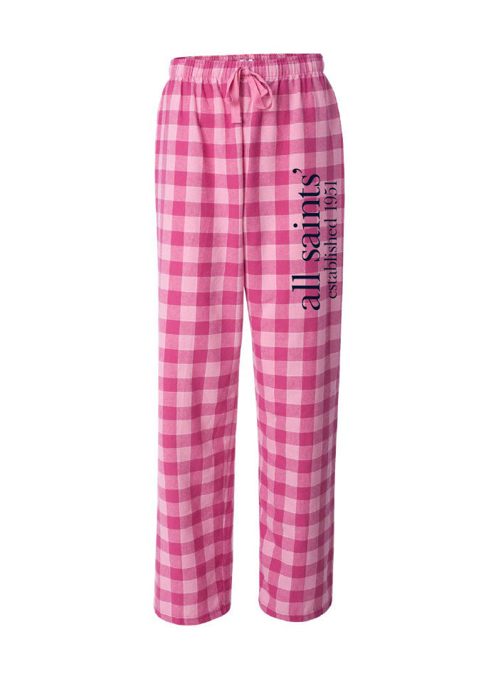 Flannel PJ Pants - Youth