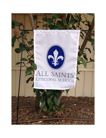 All Saints' Garden Flag