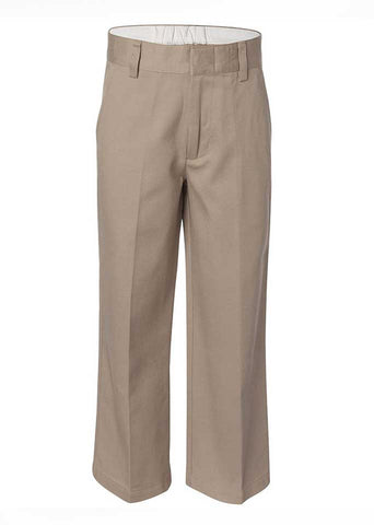 Khaki Uniform Boys Pants