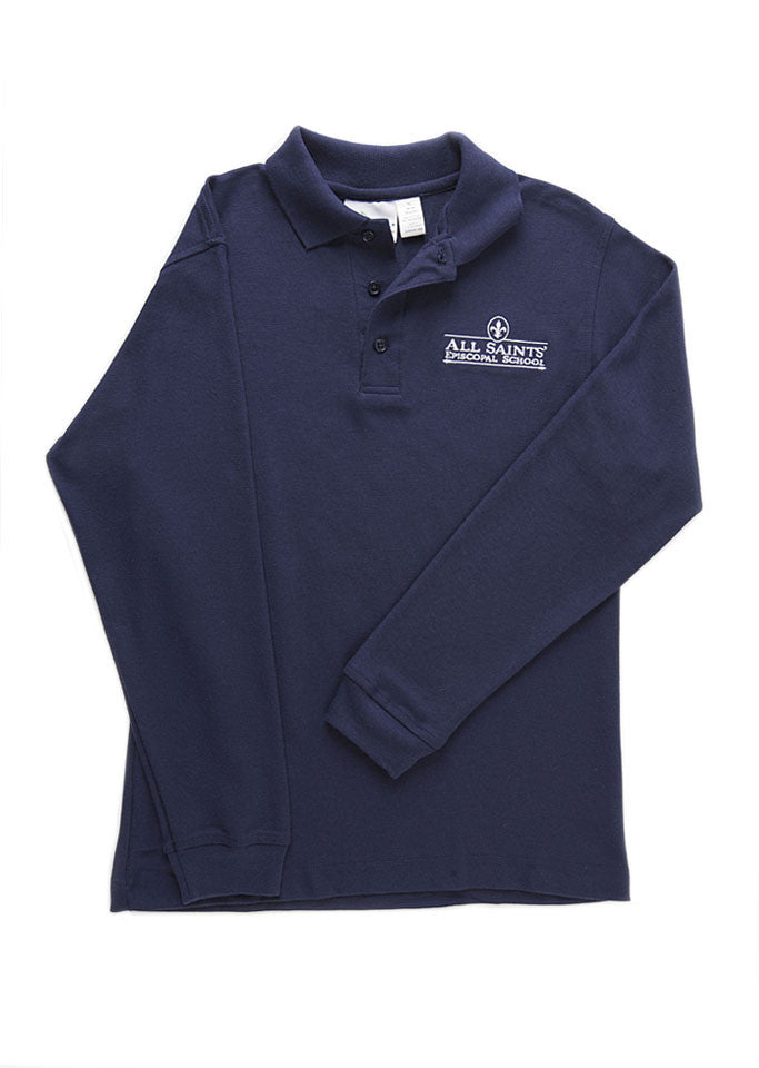 Uniform Polo Youth LS