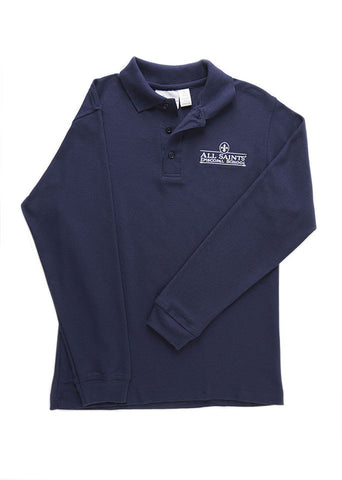 Uniform Polo Adult LS