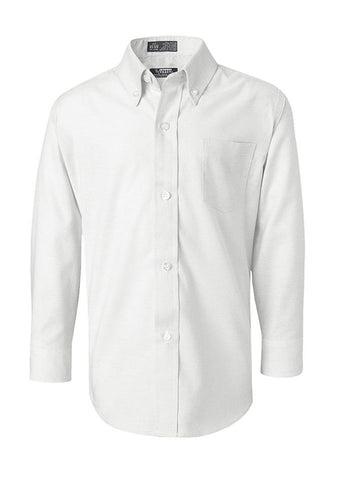 Oxford Uniform Boys Long Sleeve Shirt