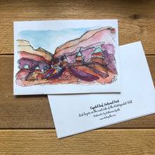 Load image into Gallery viewer, Utah National Parks set of 5 blank note cards