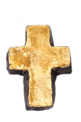 Gold Leaf Texas Clay Cross