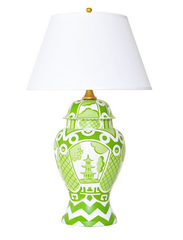 Summer Palace Ginger Jar Table Lamp