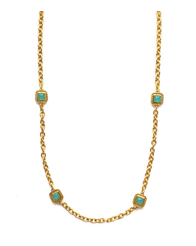 Escala Station Necklace