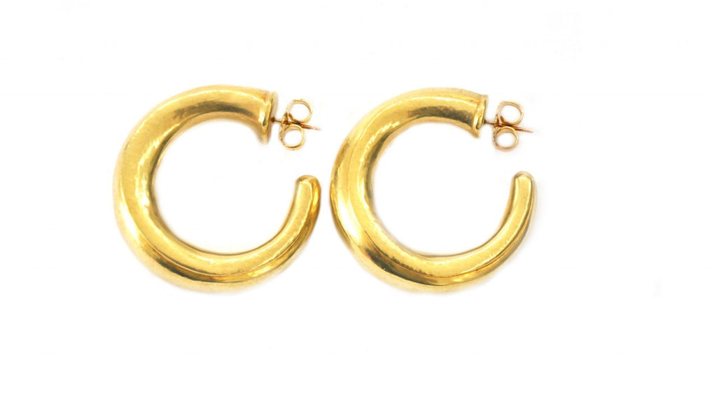 Madison Chunky Earrings by Vaubel