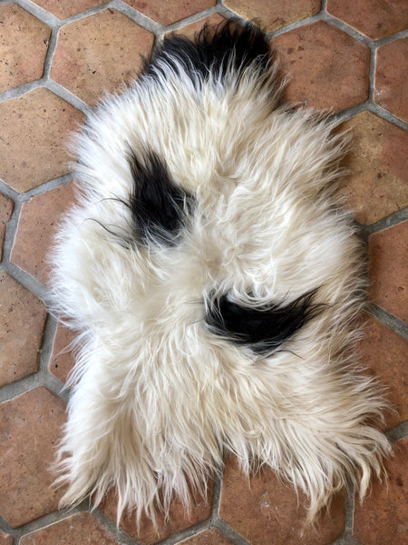 Icelandic Spotted Sheepskin