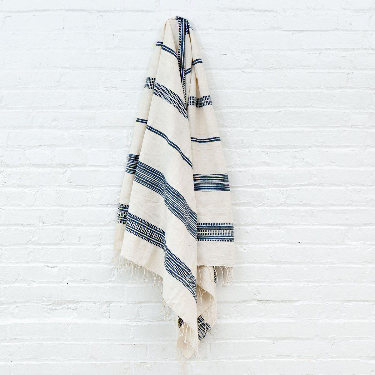 Aden Stripes Bath Towel