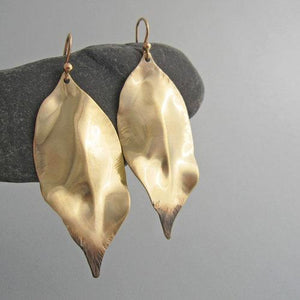 Foglia Appassita Earrings