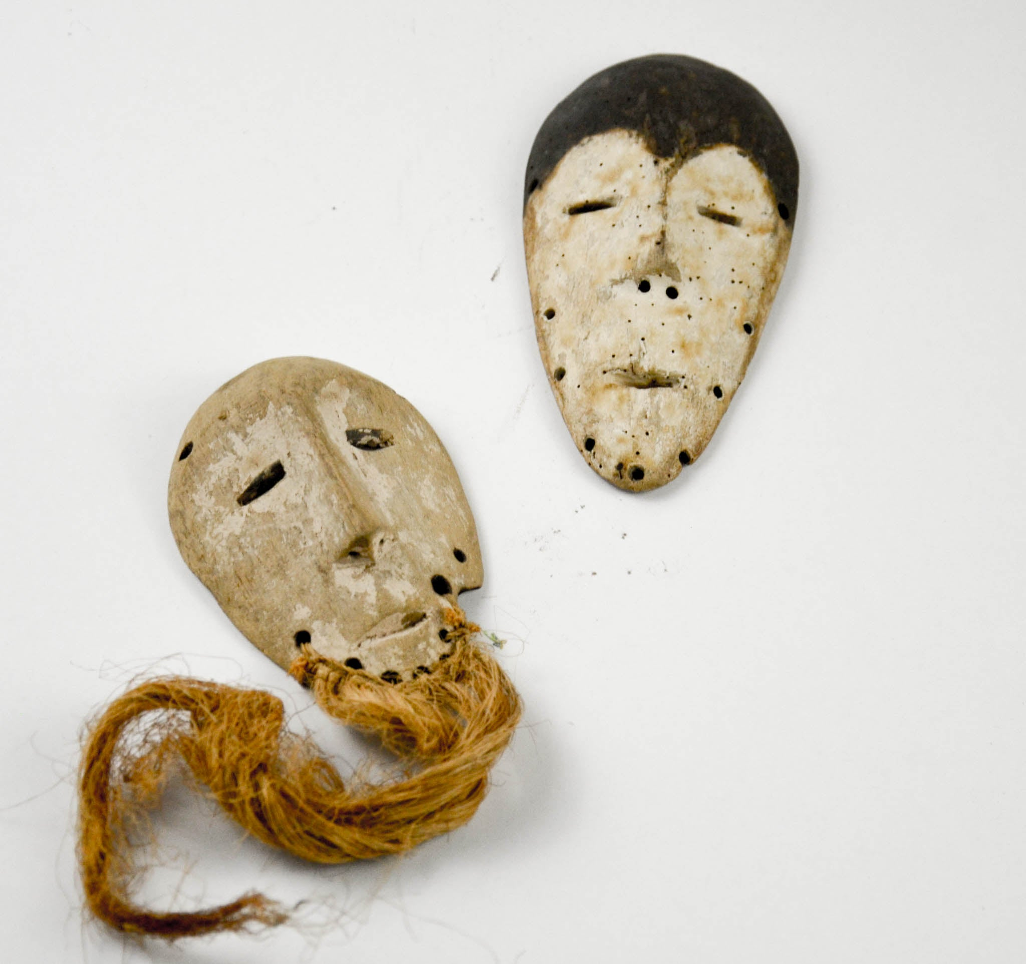 Passport Mask, Congo