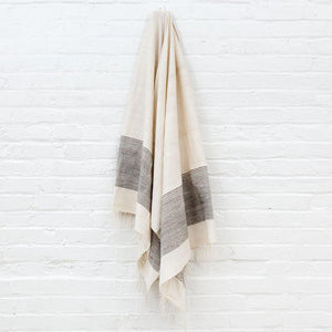 Riviera Ribs Bath Towel