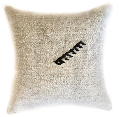 Turkish Hemp Pillow