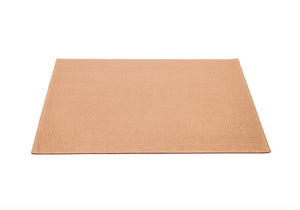 Leather Zigzag Placemat
