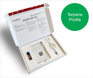 Leafalyze Terpene Profile Test Kit
