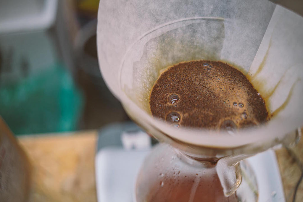 Achieving Balance in Filter Coffee Brewing