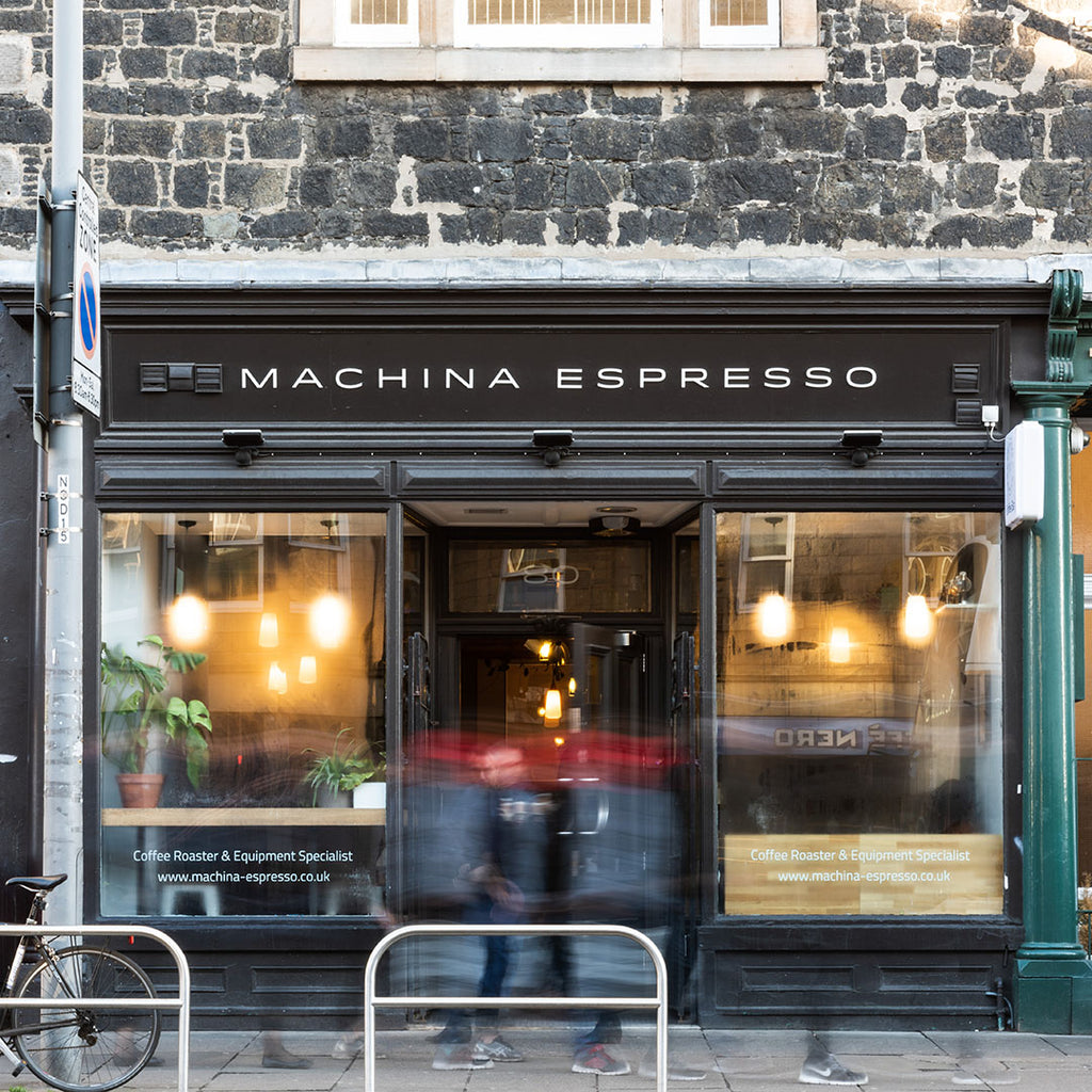 Machina Espresso, Nicolson Street: CLOSURE