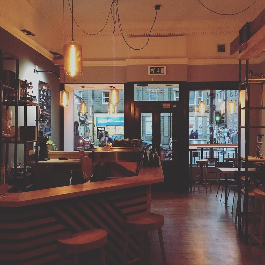 Press Release - Machina Espresso Nicolson Street Opens